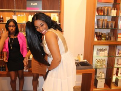 The Virgin Hair Fantasy Charity Event