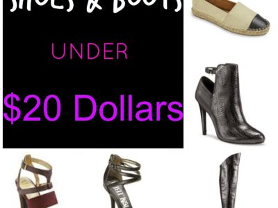 Target Hot Buys: Shoes and Boots under $20