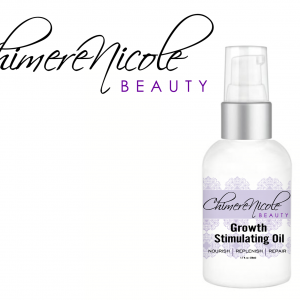 chimere nicole beauty growth oil