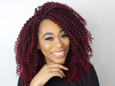 Crochet Braids: FLIP OVER METHOD