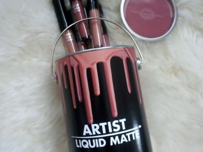 MakeUpForever Artist Liquid Matte Swatches On WOC