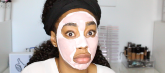 Sand And Sky Facial Mask