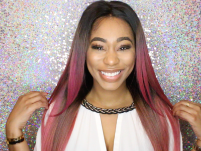 Pink Hair Transformation: Virgin Hair Fixx