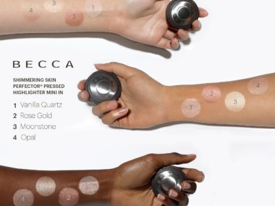 Becca Cosmetics Highligher Set GIVEAWAY