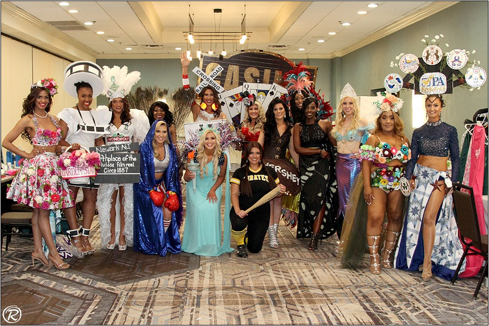 2019 Mrs. New Jersey Unites states pageant costume competition