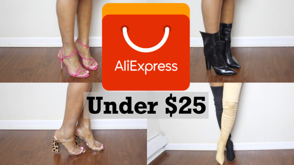 Shoes from Aliexpress under $25