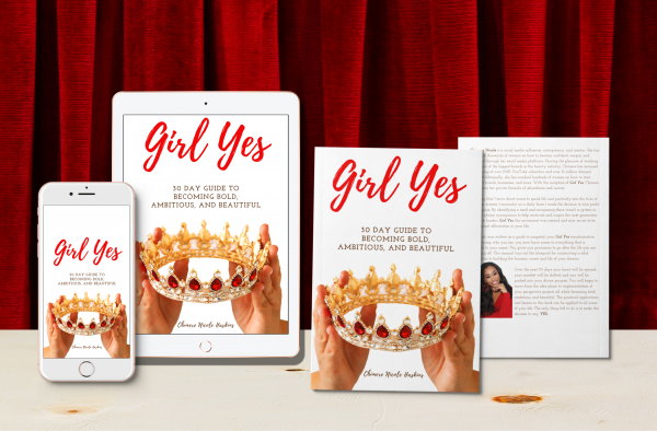 Girl Yes 30 Day Guide By Chimere Nicole