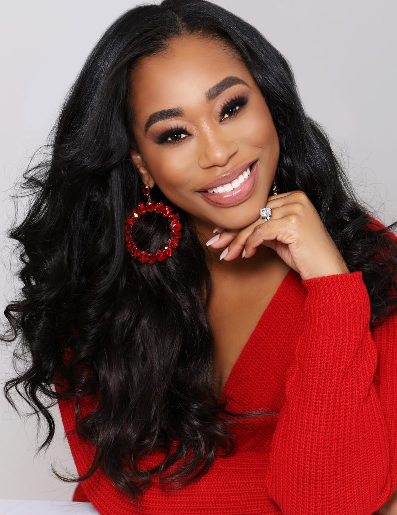 Mrs. New Jersey America 2020 Chimere Haskins