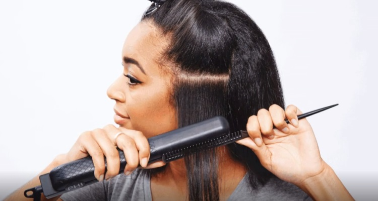 flat irons for natural hair 4c