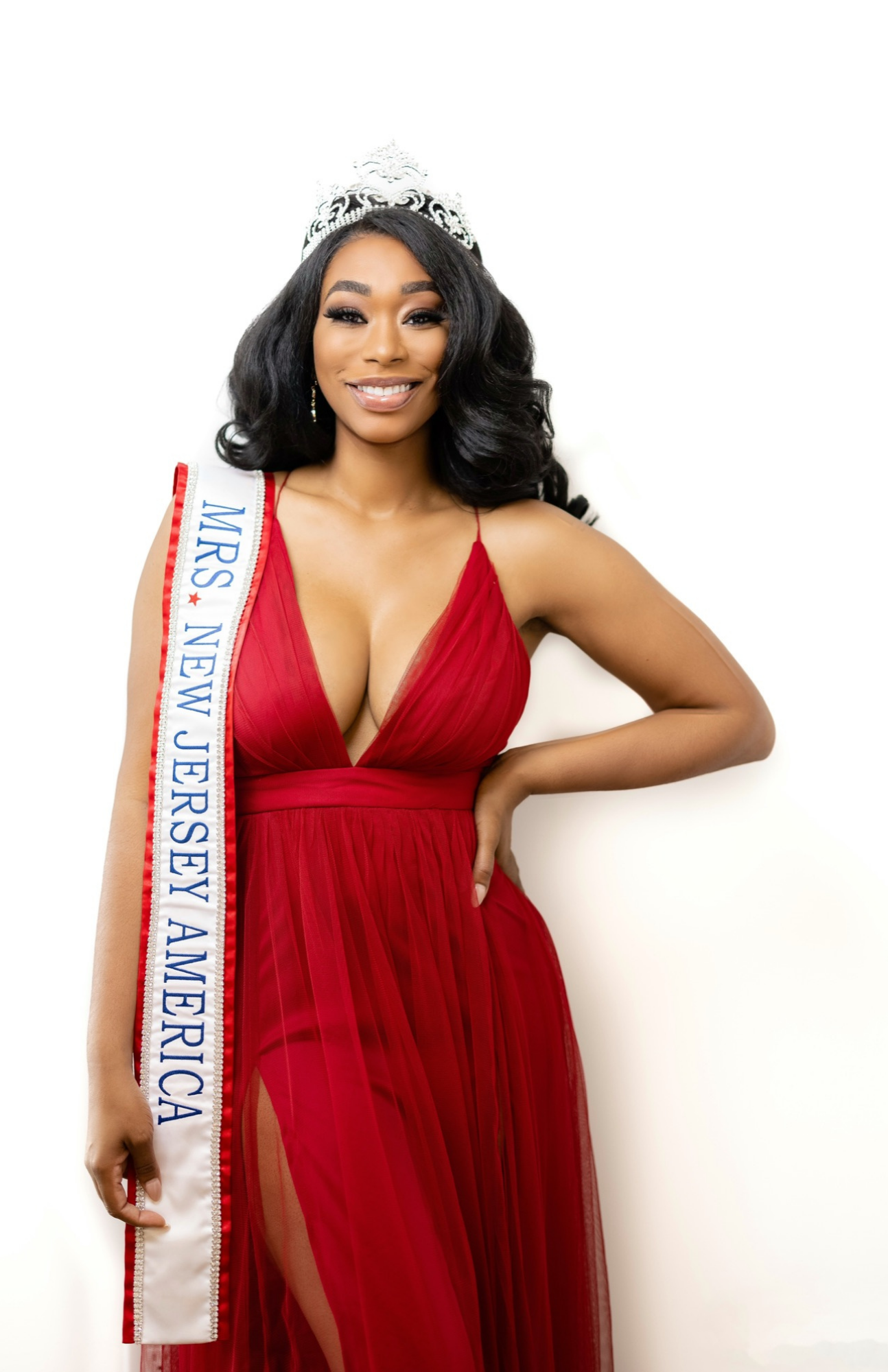 mrs new jersey 2020, Chimere Nicole Haskins